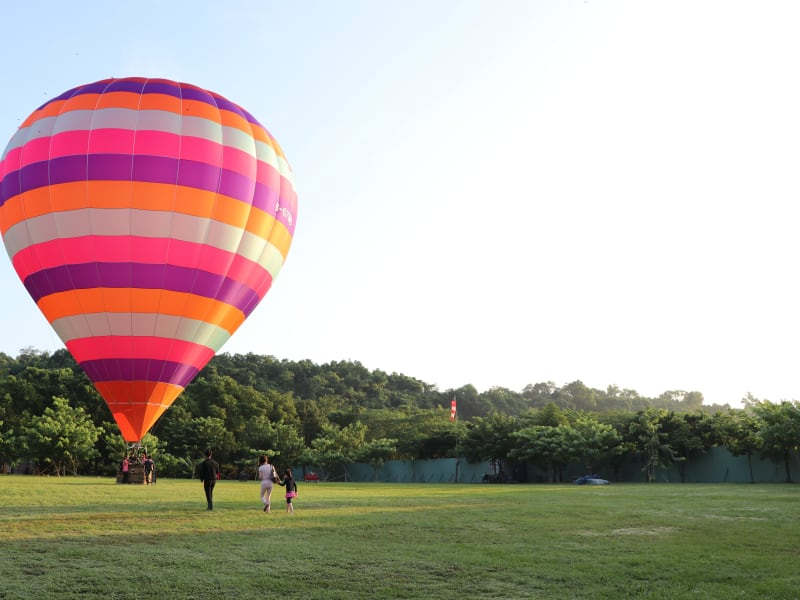 Day 4: Take a hot air balloon ride over the Rift Valley (optional)