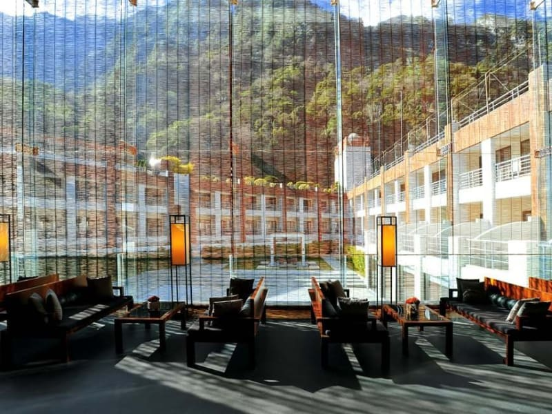 Day 4: Relax at the world class Taroko Silk Place hotel, enjoying the spa, pool & facilities