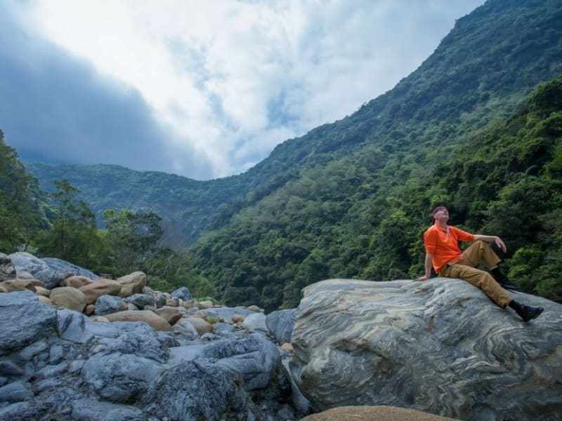 Fall in love with the natural splendor of Hualien