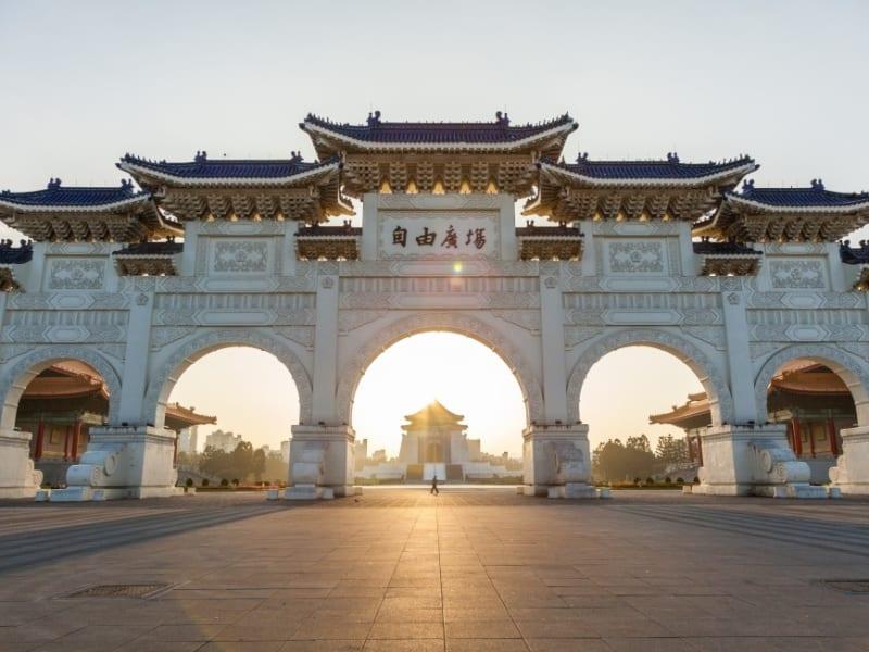 Day2: Chiang Kai-Shek Memorial Hall