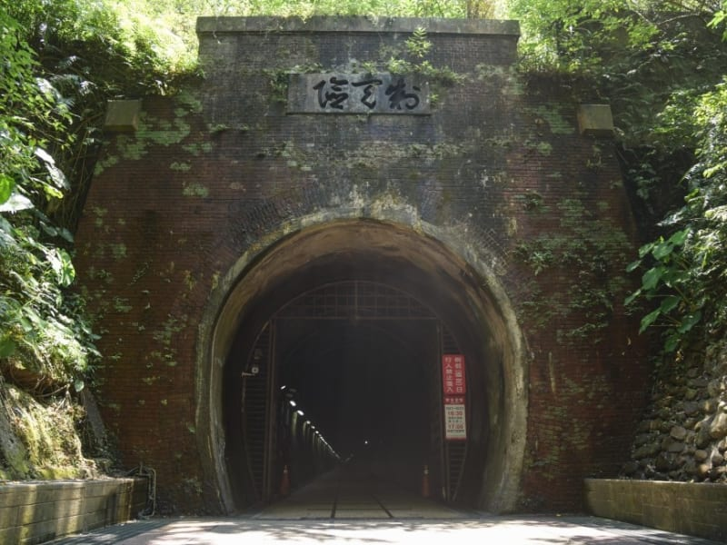 Day3: Cycling at Fulong Old Caoling Tunnel
