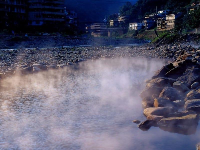 Day4: Hot Spring Experience at Wulai