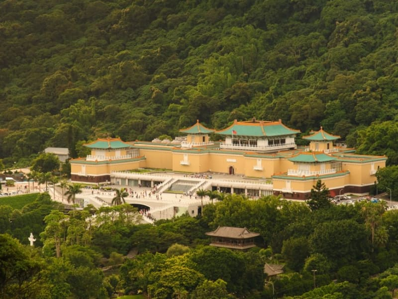 Experience Ancient Chinese Culture at the National Palace Museum