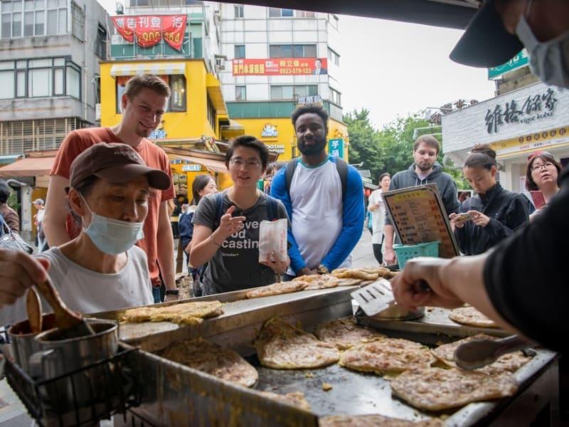"Eat your way through Yongkang Street, Taipei's ""Gourmet Ghetto"""
