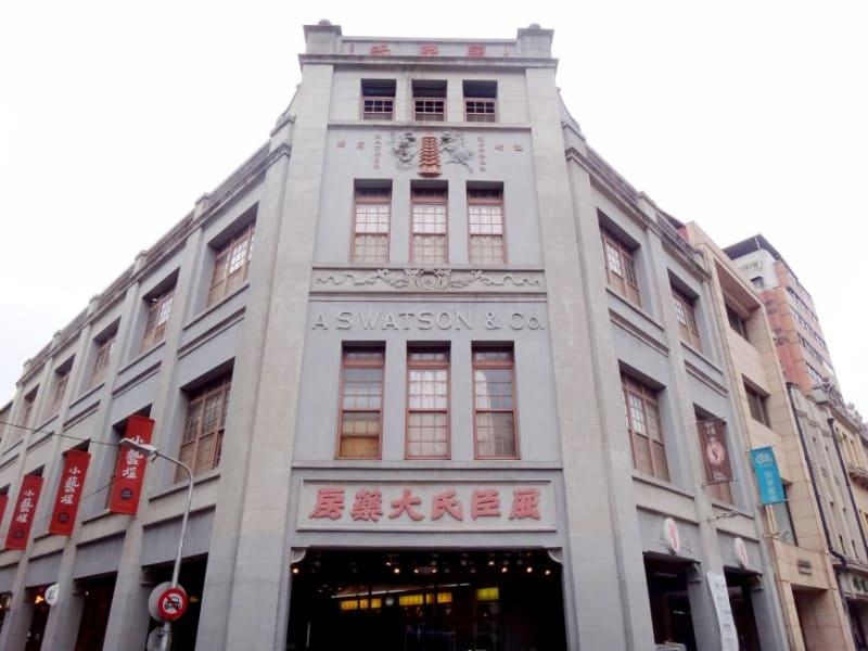 大稲埕にて昔ながらの薬局