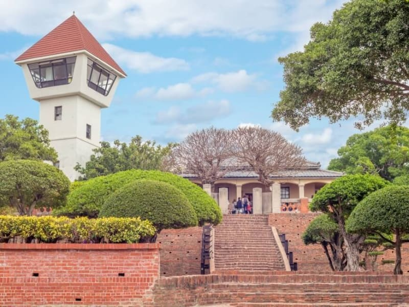 Learn about Taiwan's history under Dutch rule at the preserved Fort Zeelandia (Anping Old Port)