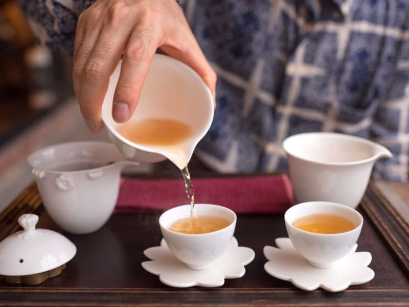 """Sip tea in a """"Spirited Away"""" like teahouse and watch as Jiufen lights up the night"""