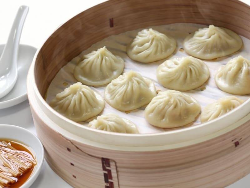 Dinner at Ding Tai Fung