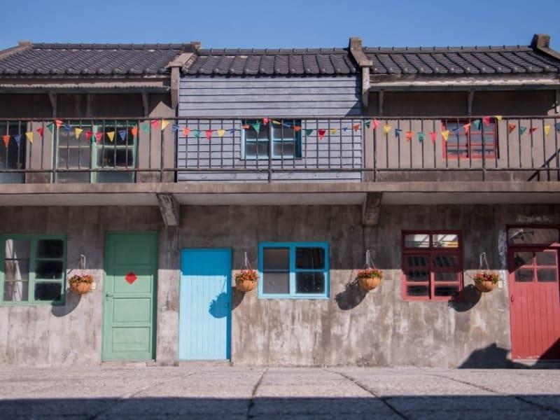 歴史ある台湾の眷村文化「四四南村」を訪れます