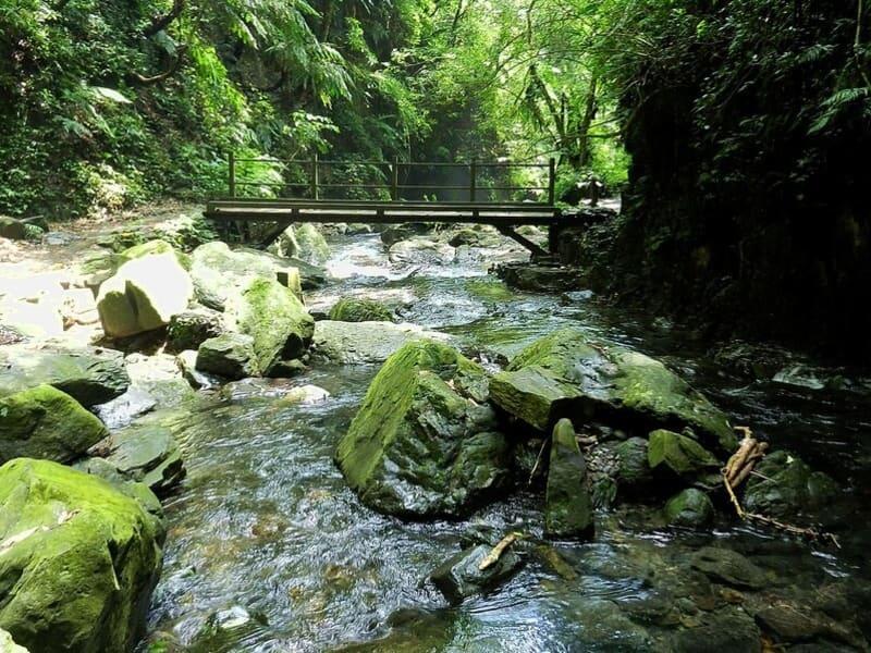 Linmei Shipan Trail