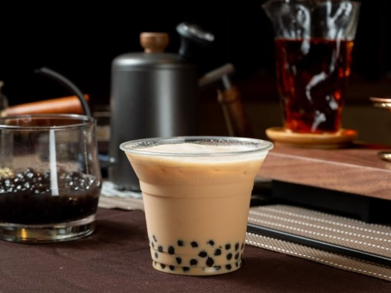 Chueng Shuei Tang bubble milk tea