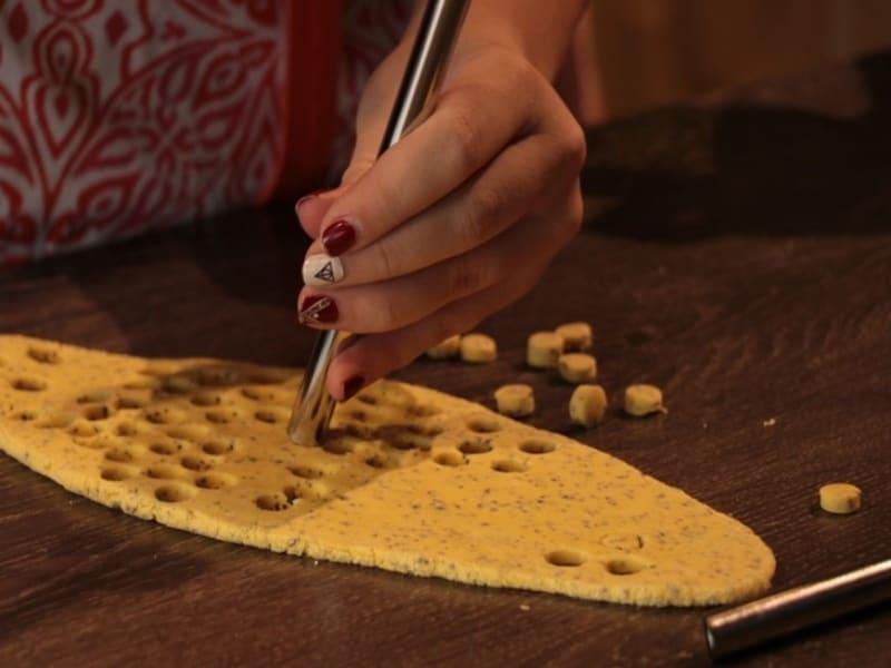 季節の果物を素材として使用していますので、カラフルなタピオカが作れます