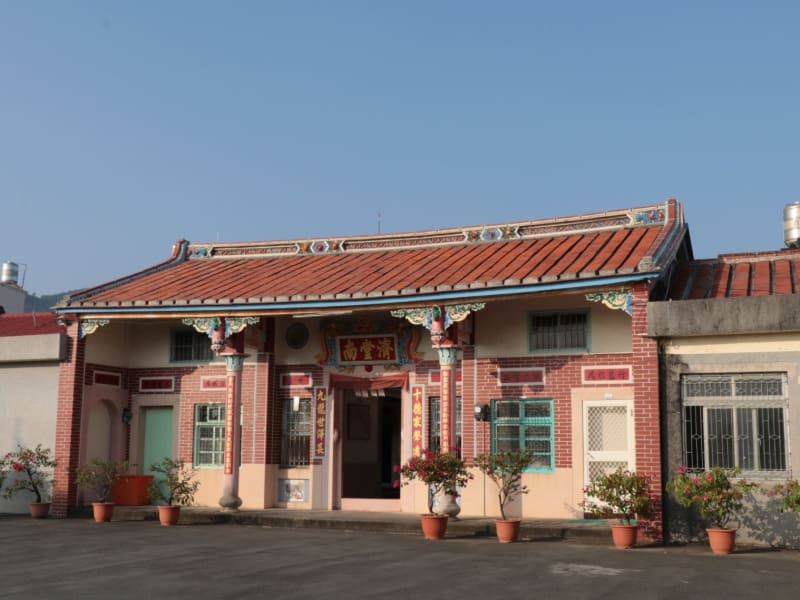 Traditional Architecture - Sanheyuan