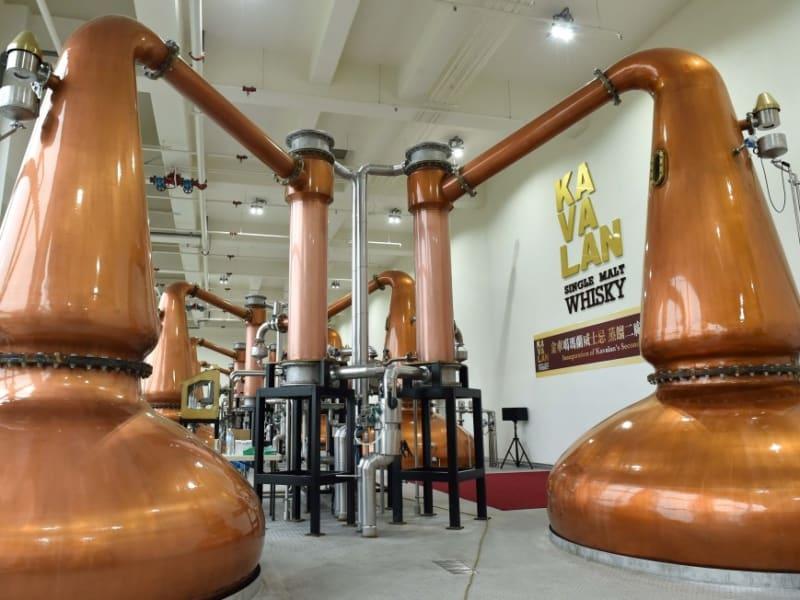 Visit Taiwan's first whiskey maker-Kavalan