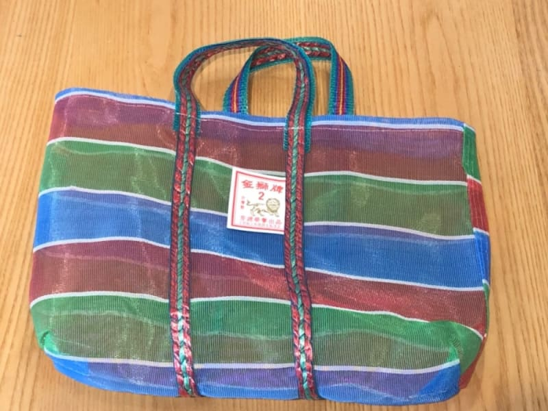 "With the ticket of the National Palace Museum, you can exchange for a ""retro Taiwan style Ka-Tsi Bag"" for free."