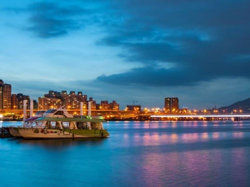大稲埕埠頭