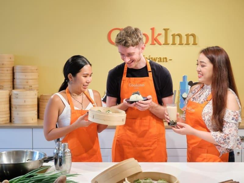 台湾料理体験