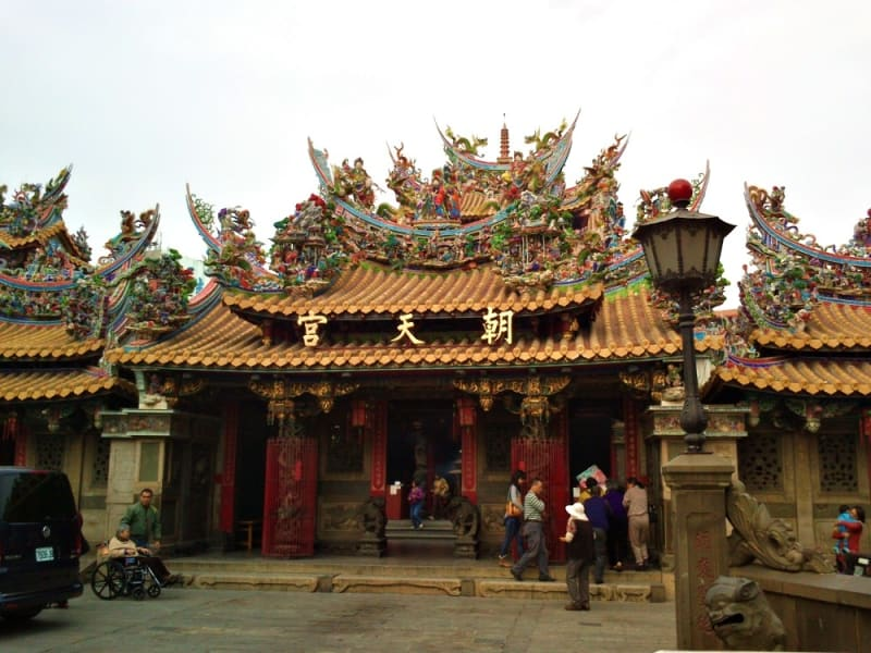 Learn about the unique Hu Yeh religion, only existing in Xingang