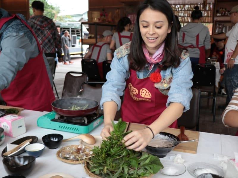 Amis culinary arts classroom
