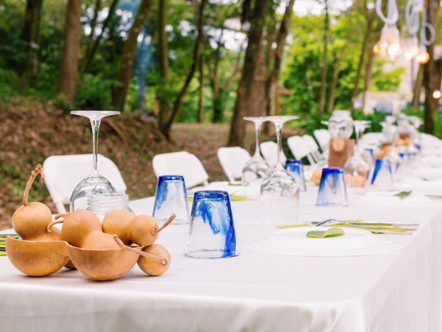 A must-try farm-to-table outdoor feast