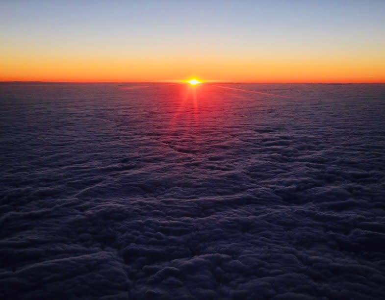 Only on Jan 1, 2019|Taiwan 2019 New Year's First Dawn Flight
