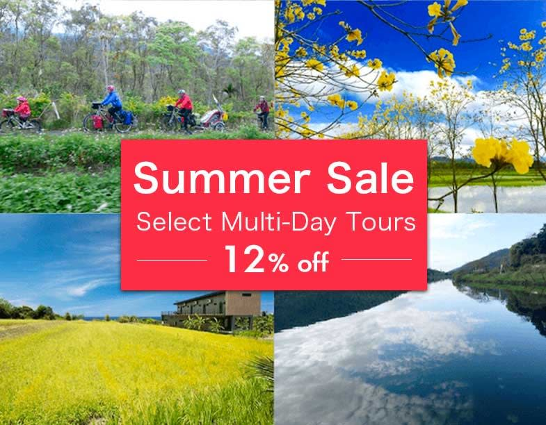 Save 12% on Select Multi-day Tours