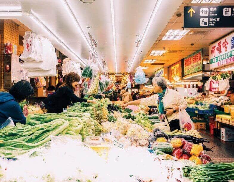 台北で斬新な食体験をする3つの方法