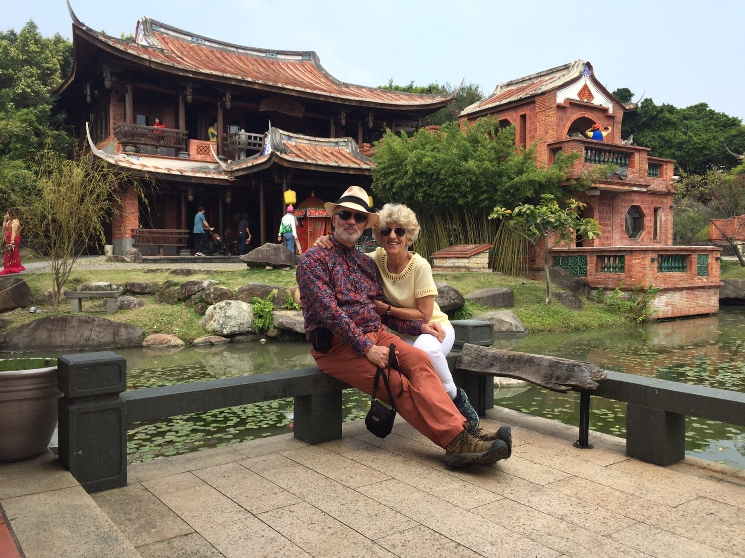 Explore Taiwan's history with traditional Chinese architecture at the Lin An Tai Historical House