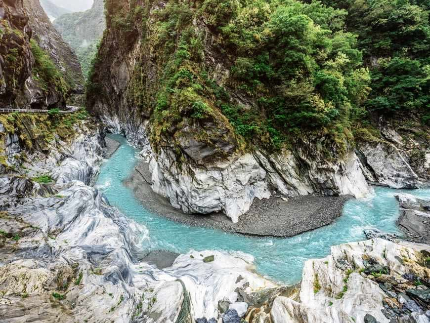 Explore Taiwan's #1 natural wonder