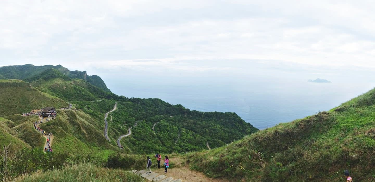 Caoling Historical Trail Hiking Tour