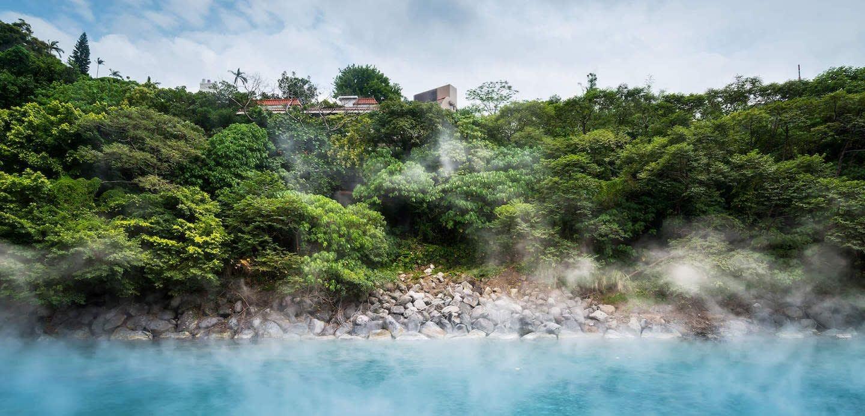 Bath of the Gods Hot Spring Tour