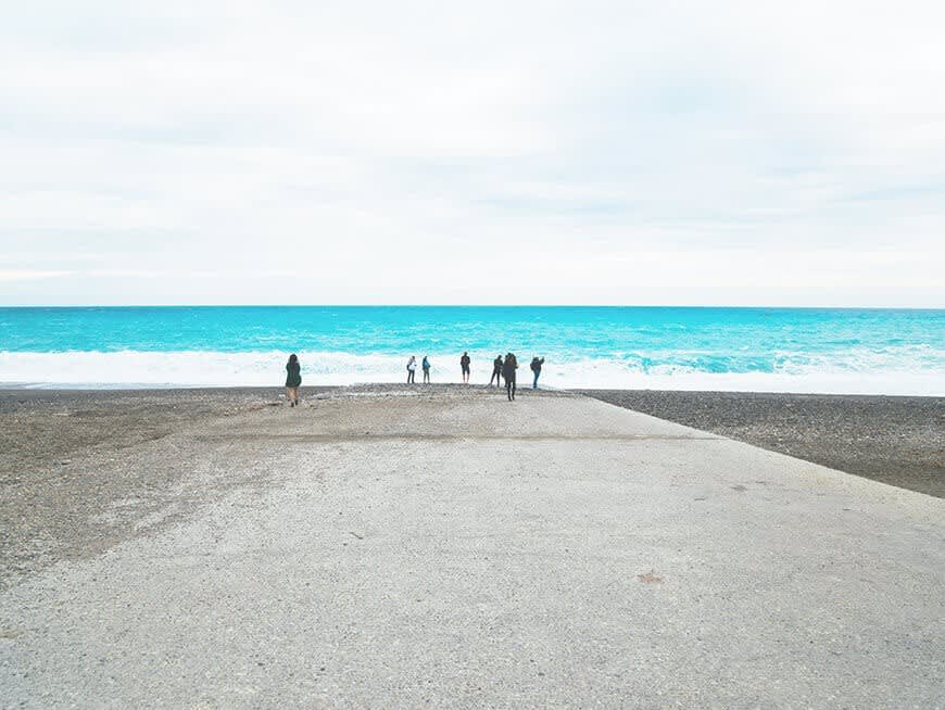 Day 6: Enjoy the magnificent scenery of the Pacific Ocean at Qixingtan Beach