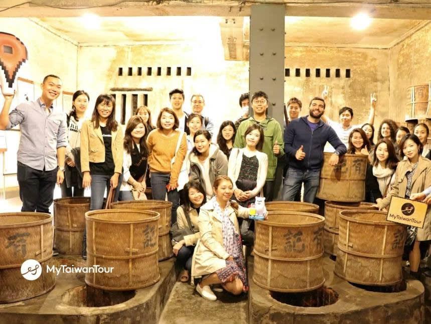 家族経営の製茶工場を尋ねる