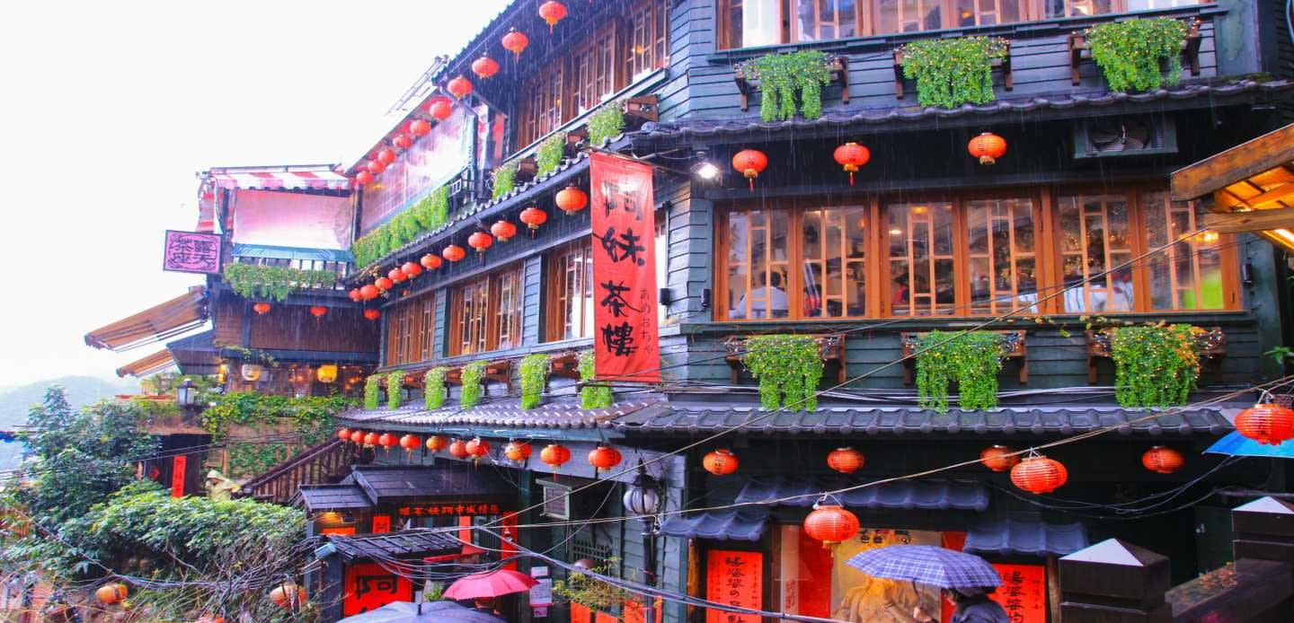 Jiufen and Pingxi Sky Lantern Festival Tour (Limited Edition)