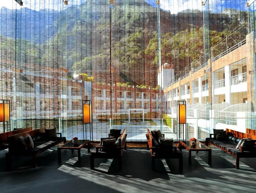 Day 1: Check in at TripAdvisor 4.5-Star Silks Taroko Hotel