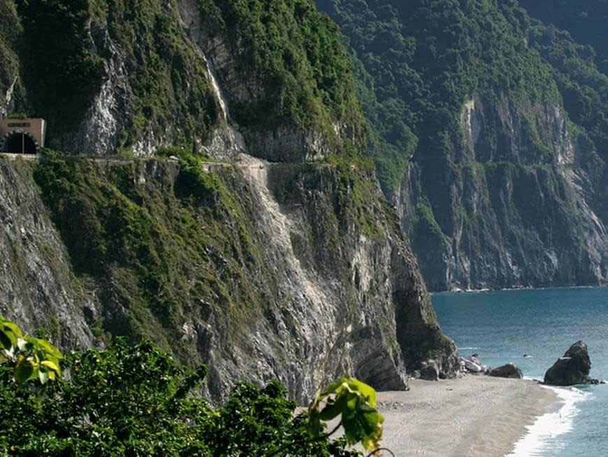 Day1:清水断崖の絶景を鑑賞