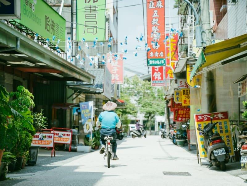 浪漫臺三線在小鎮中、水圳裡、步道上......用不同的創作輕輕地把台三線上的美好曬起。