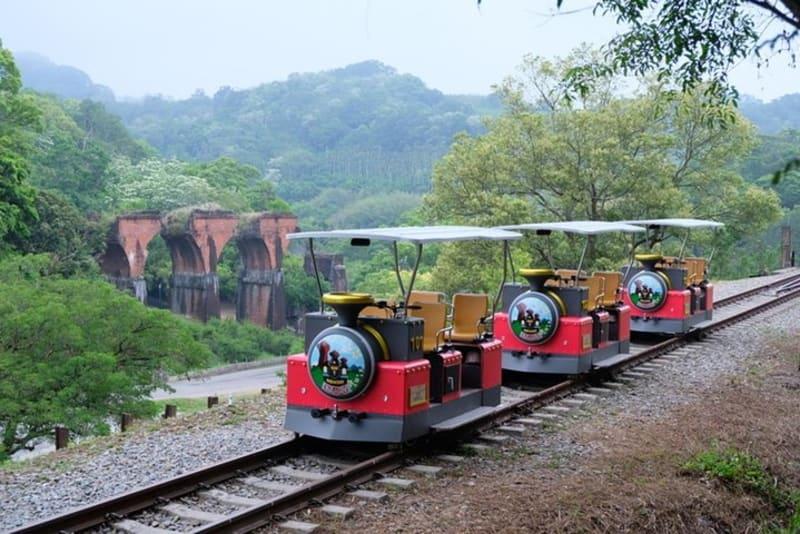 舊山道鐵路