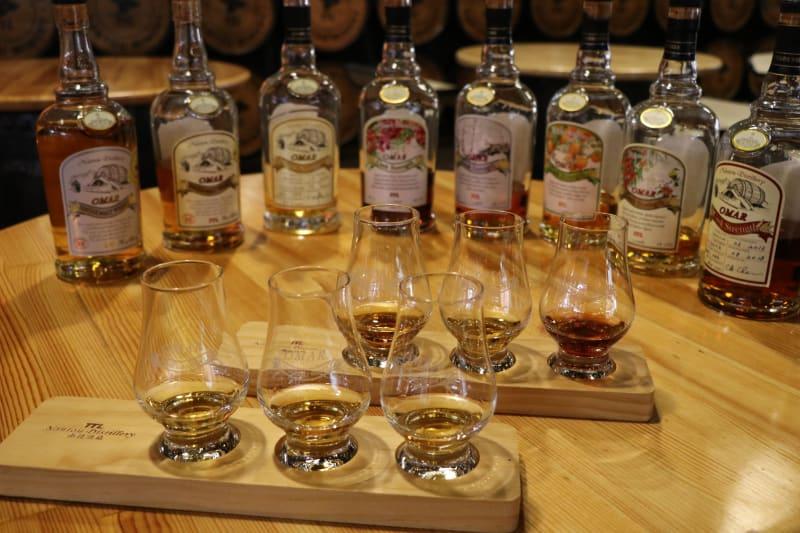 南投酒廠 Omar 威士忌參觀品飲