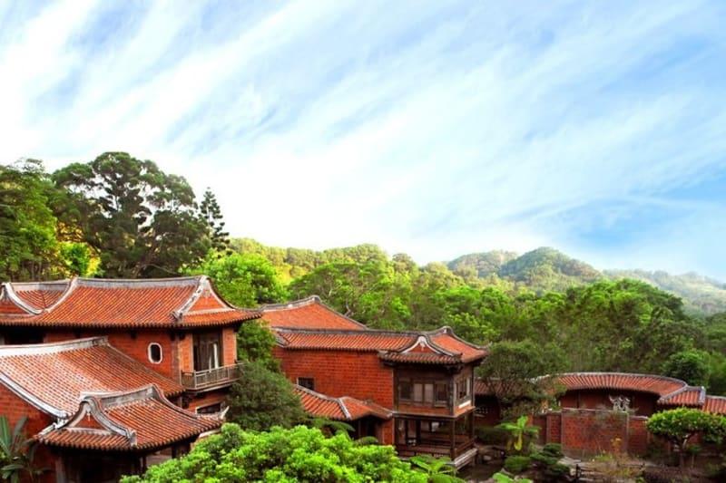 參訪大溪老茶廠