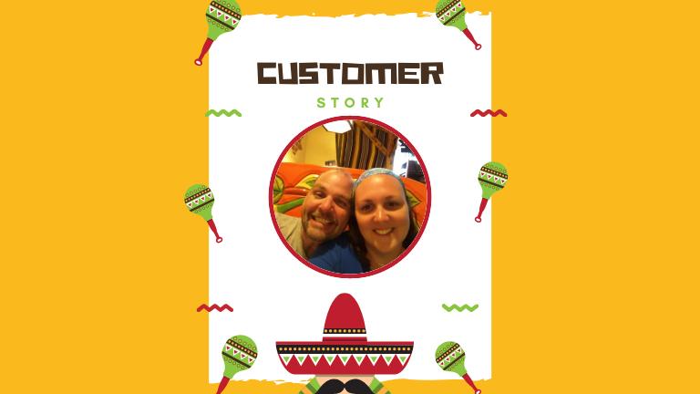 Mary Coram Customer Story 3 Margaritas