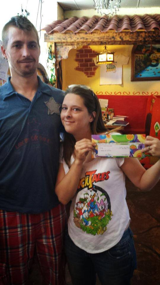 Lucy | our latest gift card winner