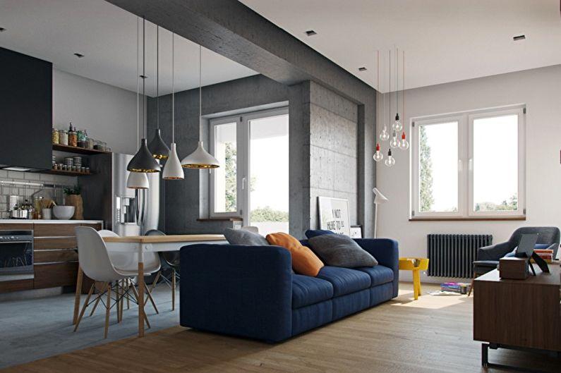 20 толковых идей по перепланировке однокомнатной квартиры с примерами 100+ Фото