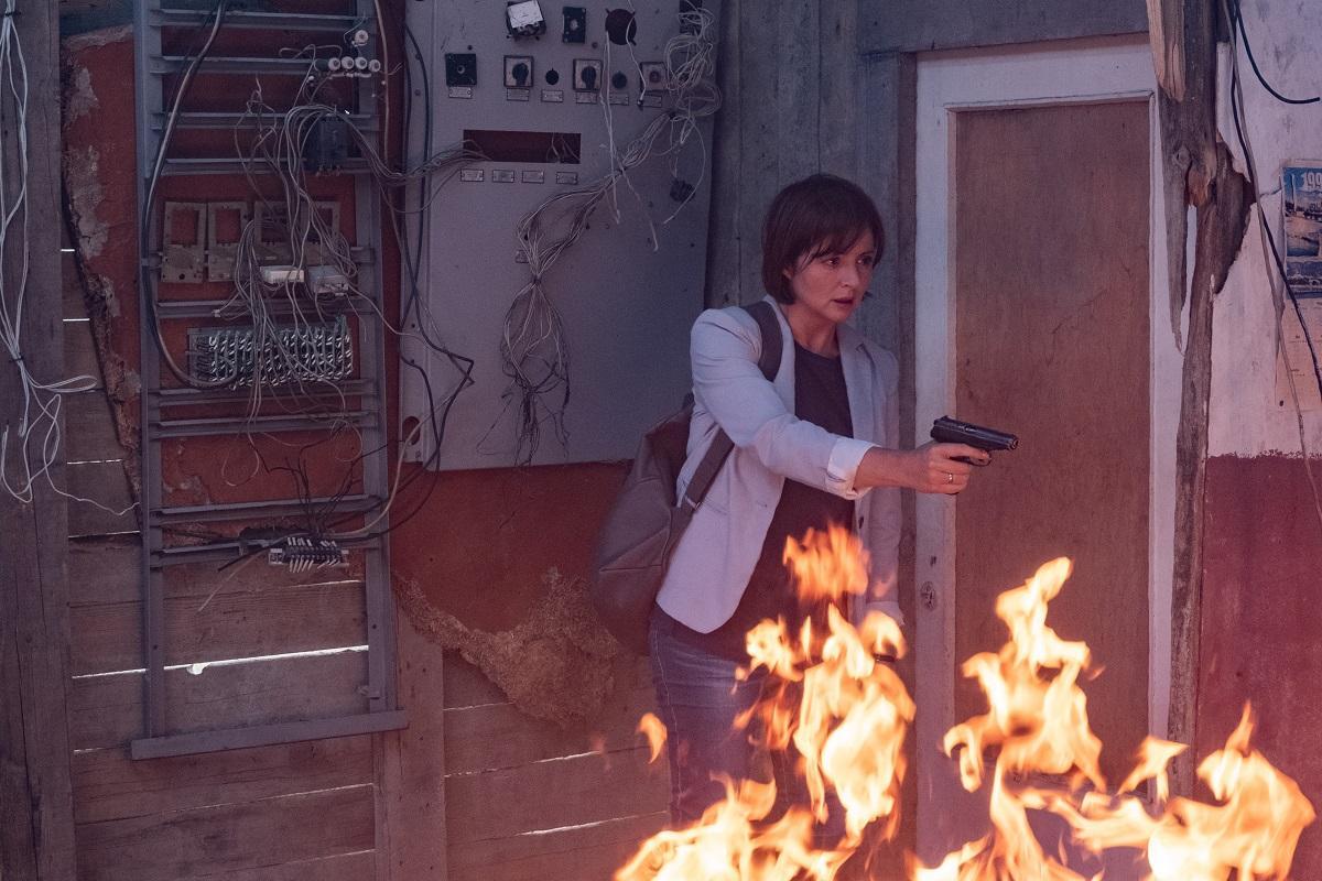 Маша вместо Миши: на Первом канале состоится премьера популярного детектива «Ищейка 4»