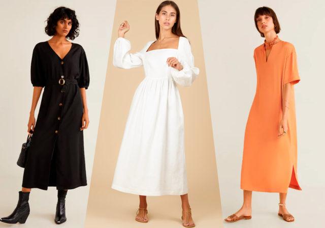 Длинные летние платья - 35 лучших платьев с ценами на PEOPLETALK