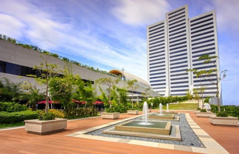 SM Aura Premier Tower Manila