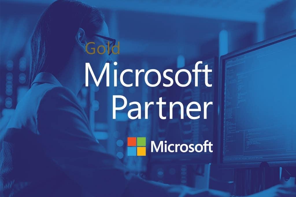 Microsoft Partner Slider Image