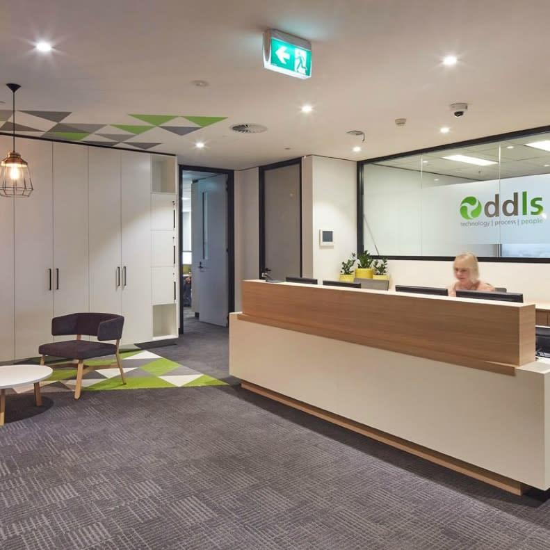 DDLS Sydney - Reception