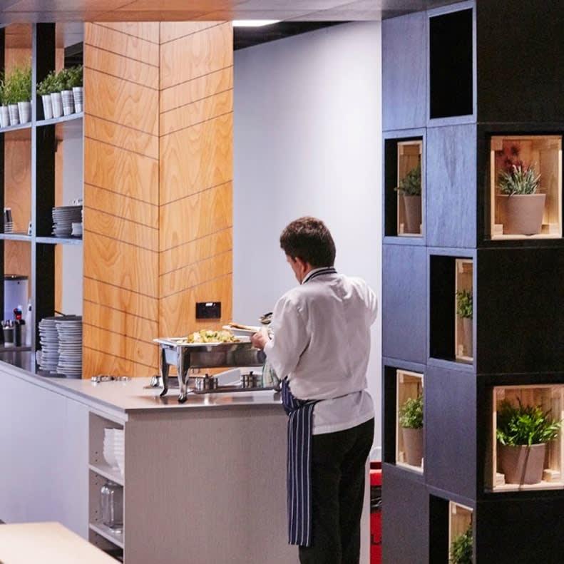 DDLS Sydney - Hospitality Area