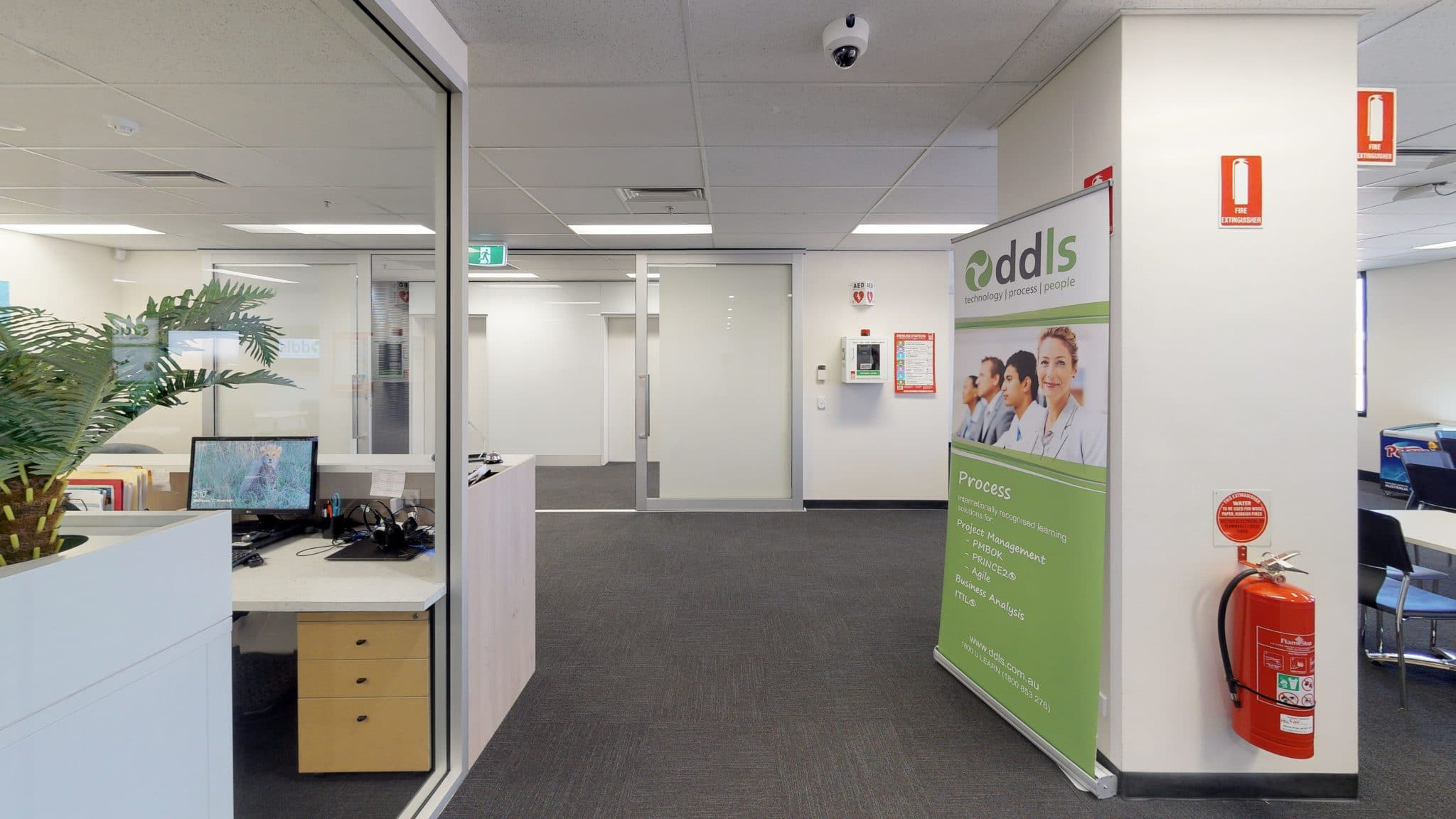 DDLs Adelaide Reception